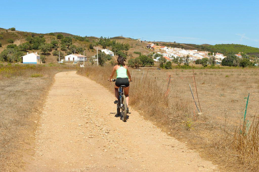 Rower w Algarve - Pedralva