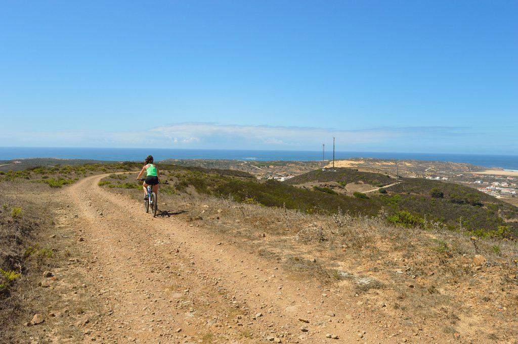 Rower w Algarve - Carrapateira