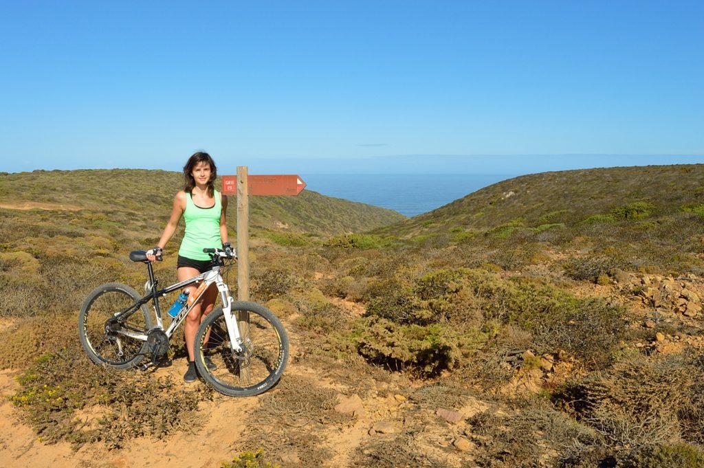 Biking in Algarve – from Sagres to Vila do Bispo