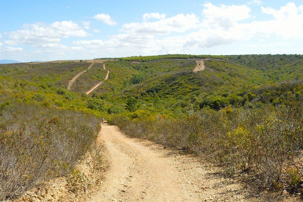 Rower w Algarve - Trasa Vila do Bispo - Carrapateira