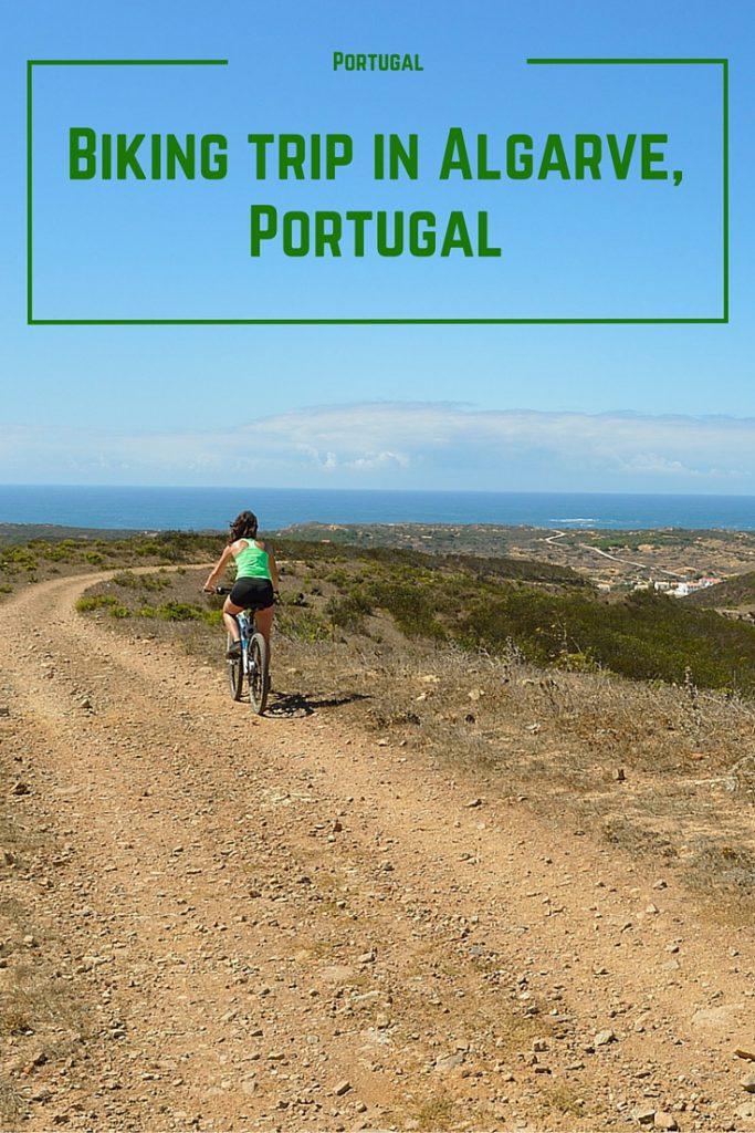 Pinterest - Biking in Algarve,Portugal