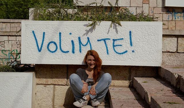 Volim te - kocham Cię po serbsku