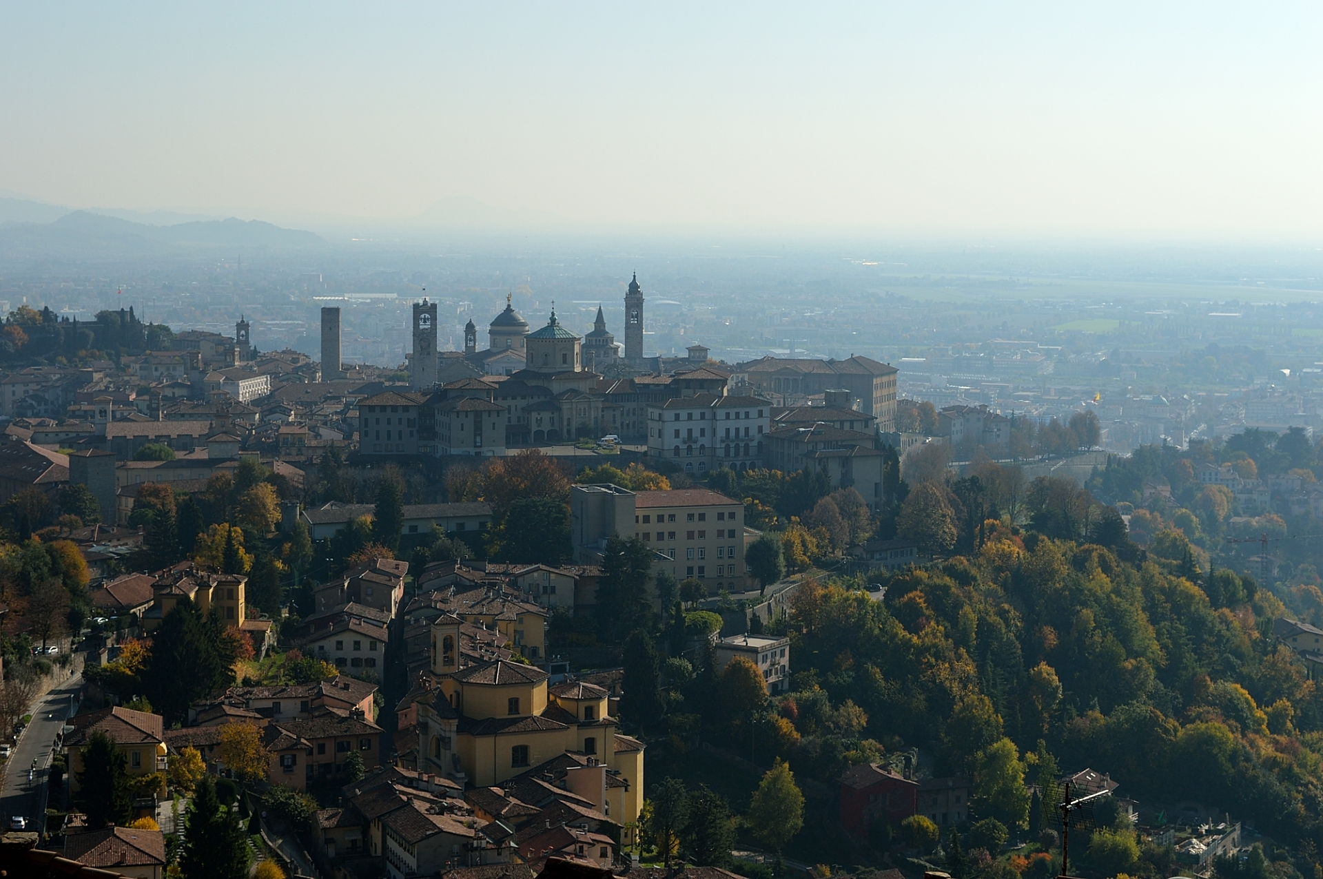 Weekend in Bergamo. A charming place full of history