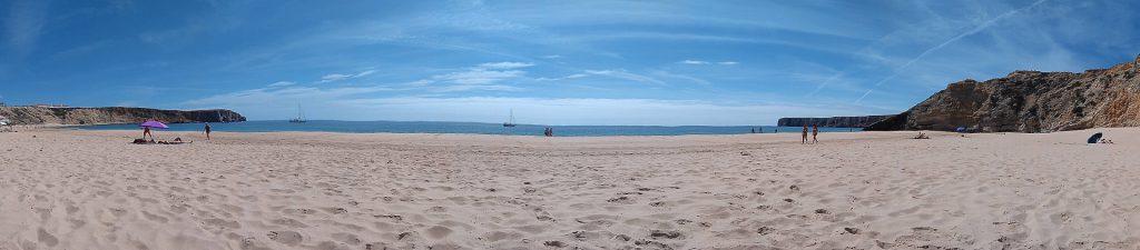 Sagres: Praia da Martinhal