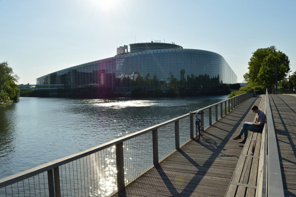 what to do in Strasbourg: European parliament