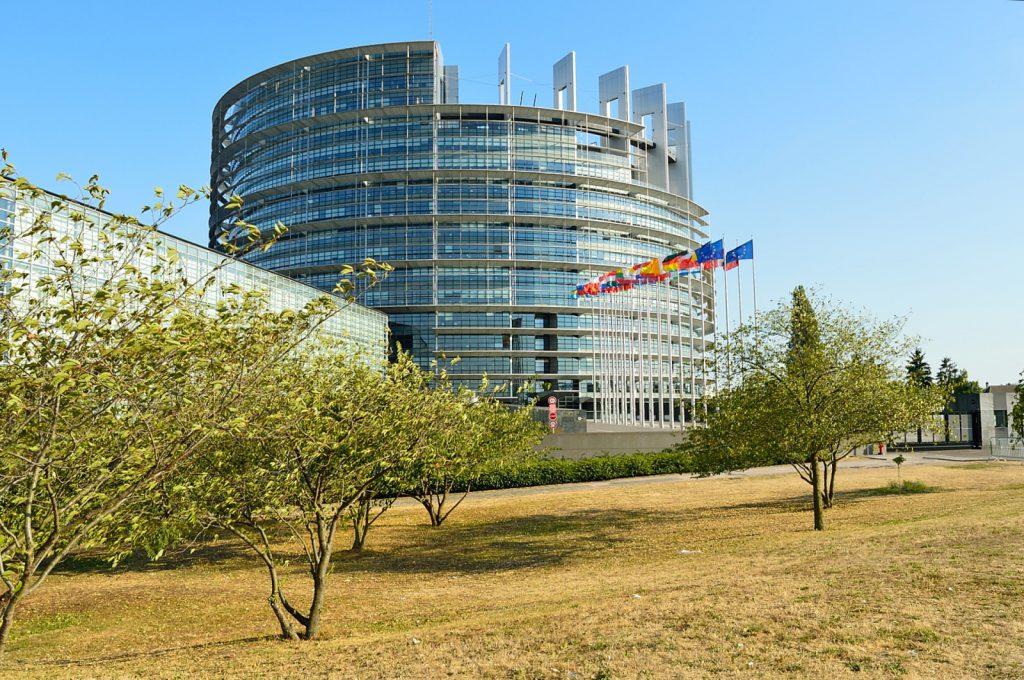 Jeden dzień w Strasburgu: Parlament Europejski