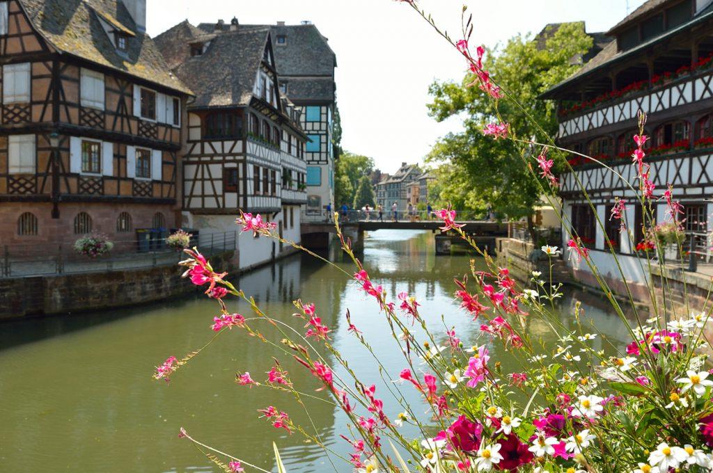 Jeden dzień w Strasburgu: La Petite France