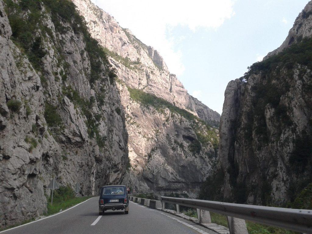 Tydzień w krajach Bałkańskich: Kanion rzeki Tara