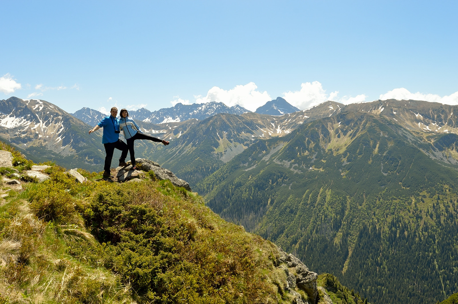 Two days in Tatras: fooling around ;))