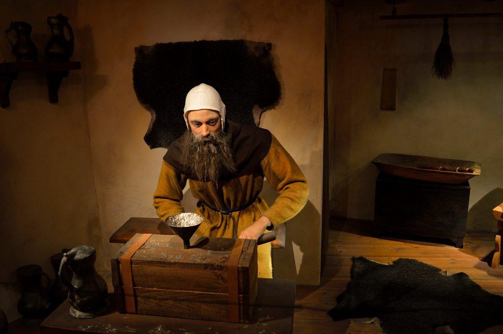 Sztokholm atrakcje: Muzeum średniowiecza