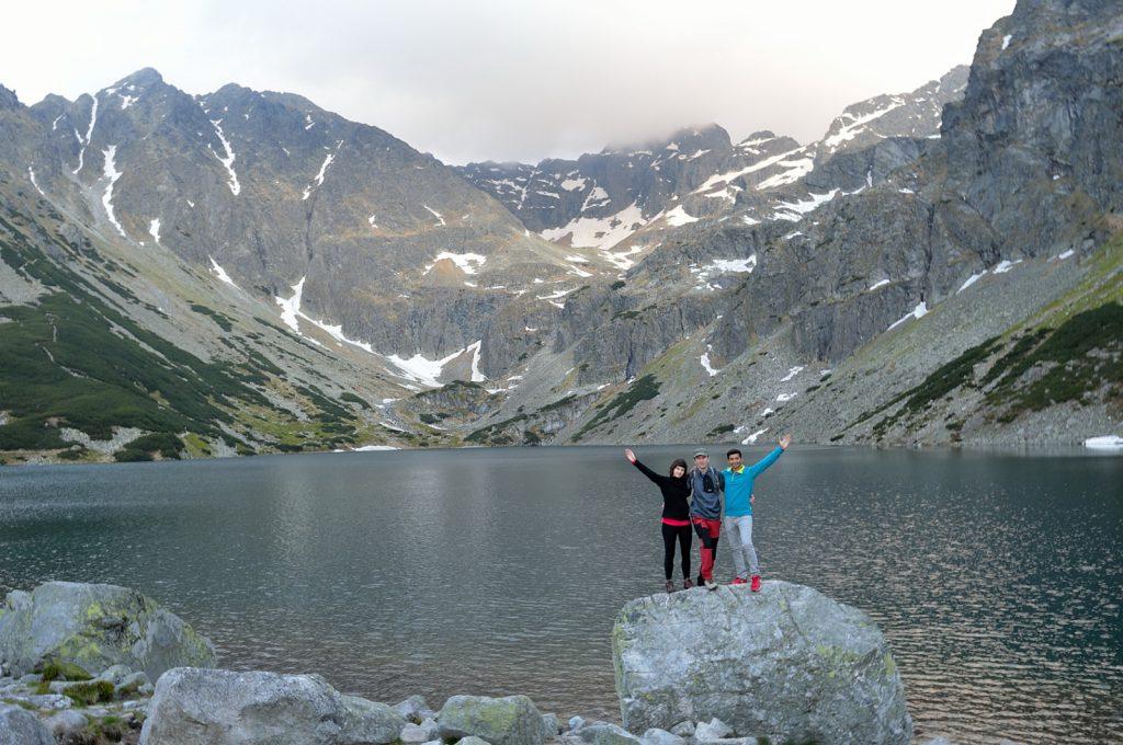 Dwudniowa wycieczka w Tatry: Czarny Staw Gąsienicowy