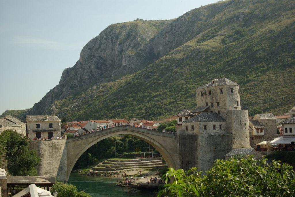 Tydzień w krajach Bałkańskich: Mostar