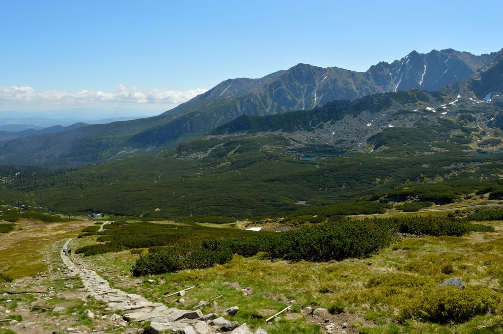 Two days in Tatras: on our way to Kasprowy Wierch