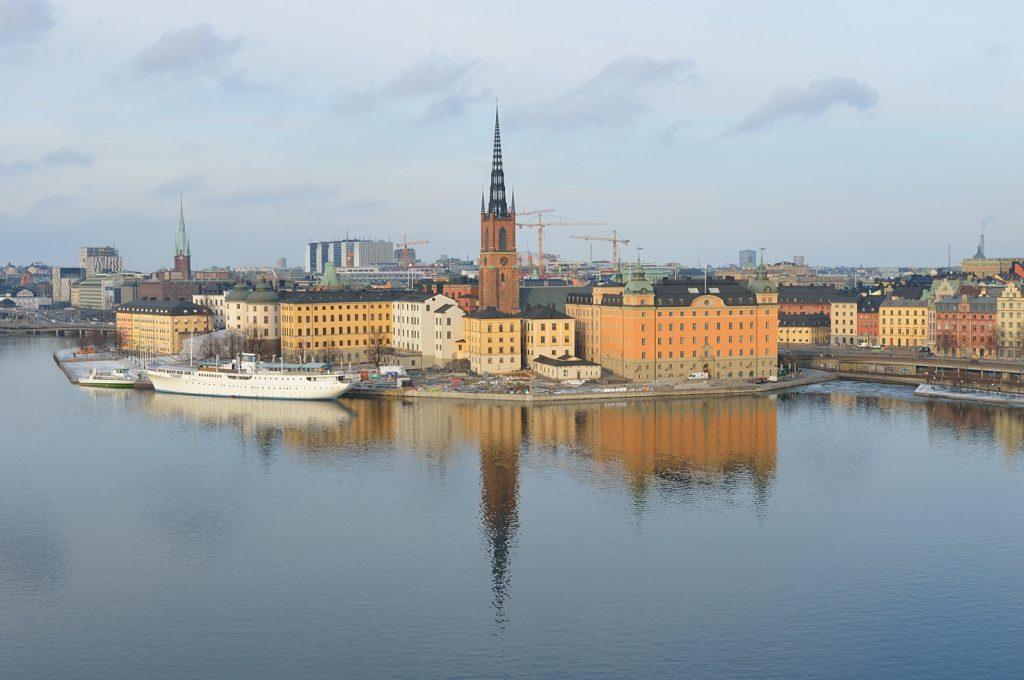 Weekend w Sztokholmie: Monteliusvagen