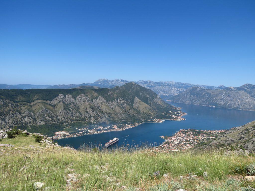 Tydzień w krajach Bałkańskich: Boka Kotorska