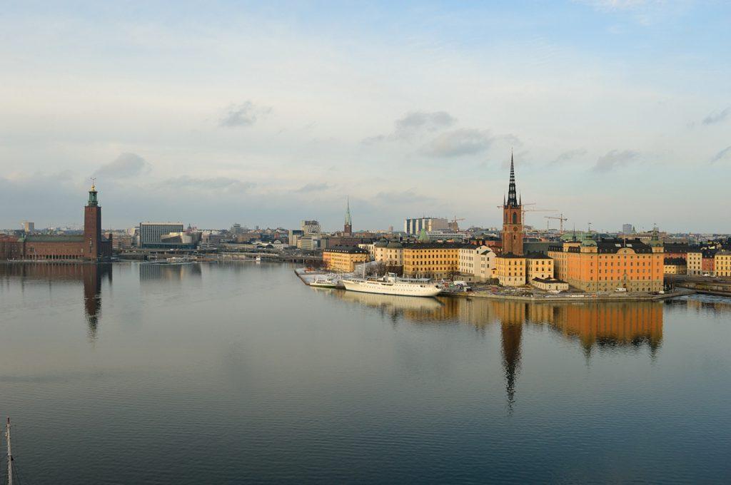 Sztokholm atrakcje: Monteliusvagen