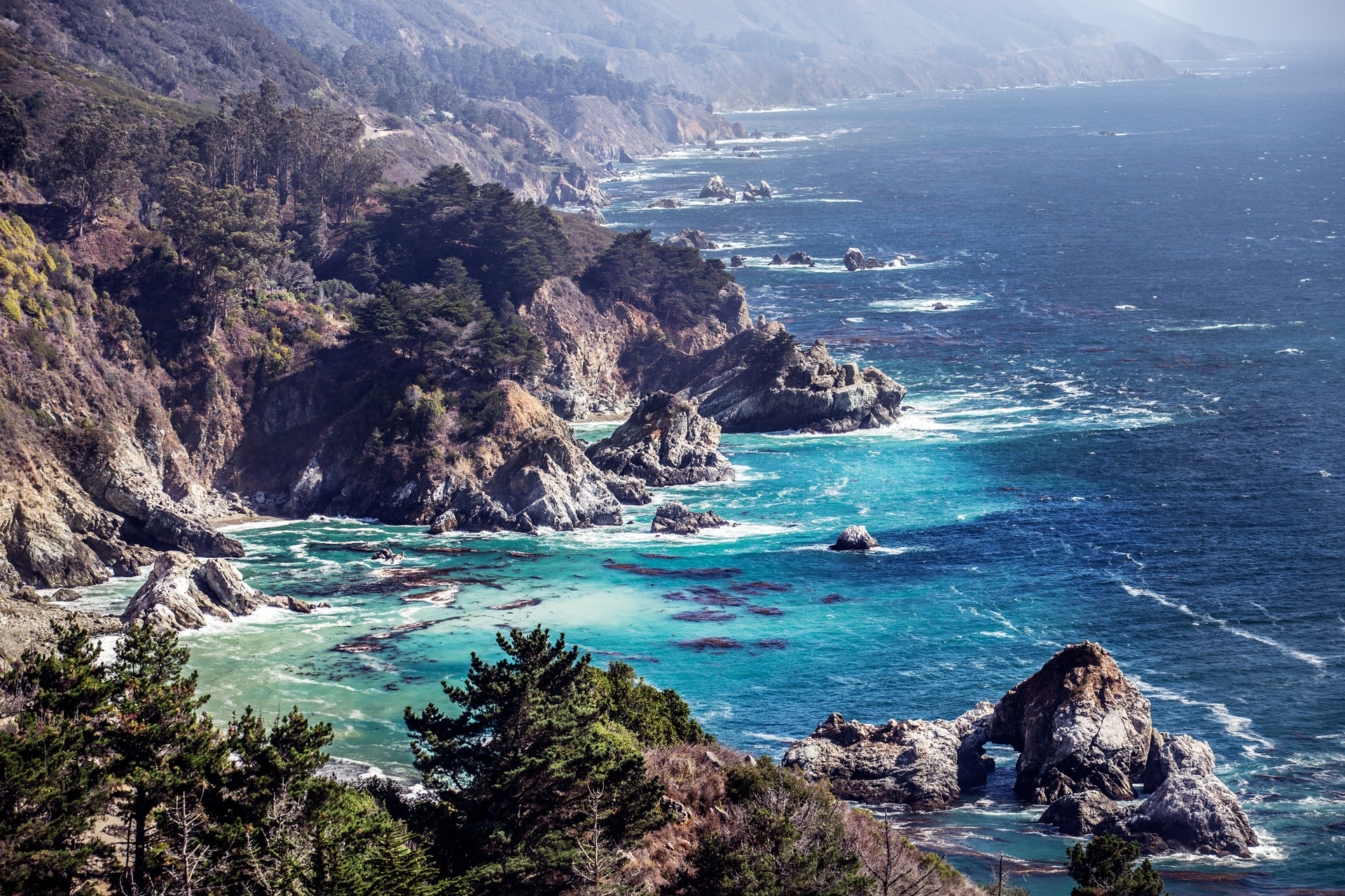 Two months in the USA: California Dream