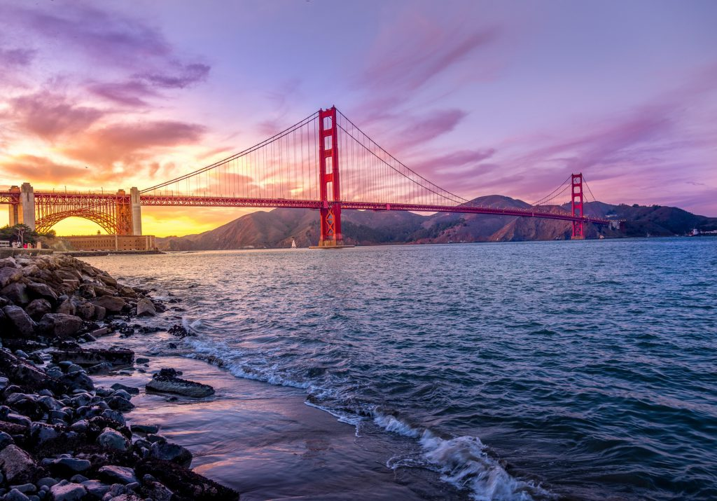Two months in the USA: San Francisco