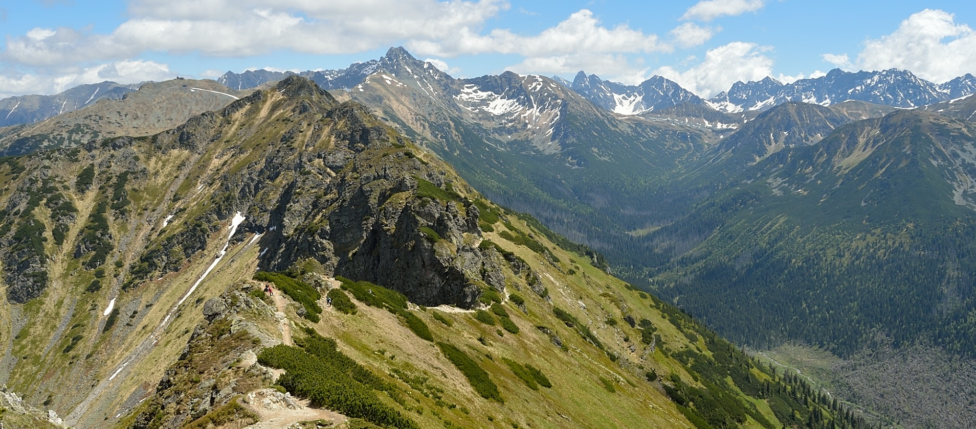 Two outstandingly beautiful days in Tatra mountains. Photogallery.