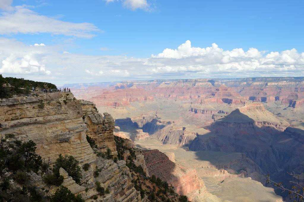 najlepszy punkt widokowy w Wielkim Kanionie