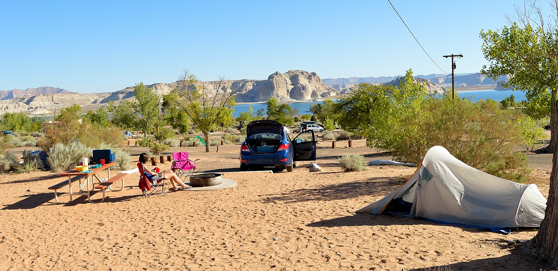What you need to know about camping in the USA – tips and tricks.