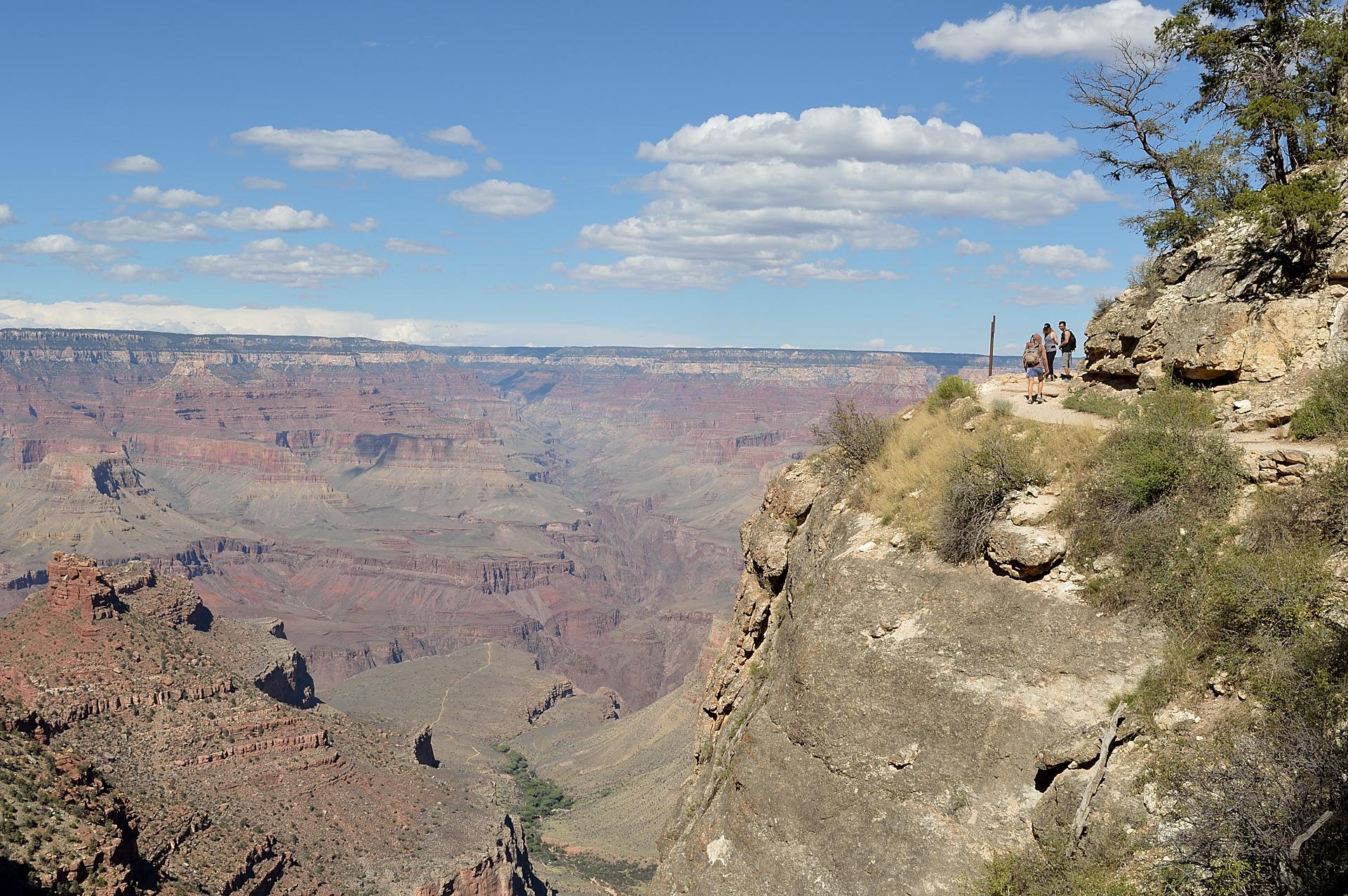 plateau point grand canyon