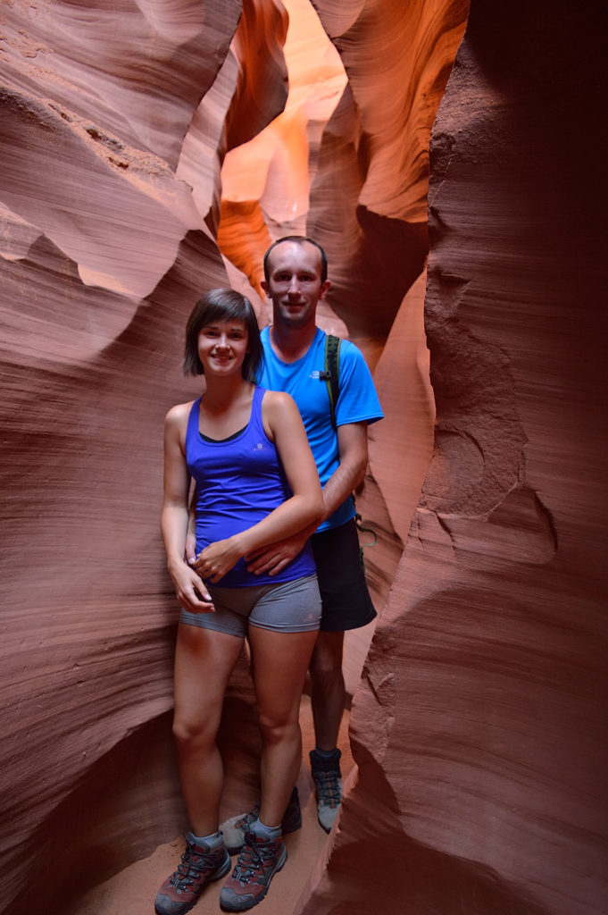 upper czy lower antelope canyon