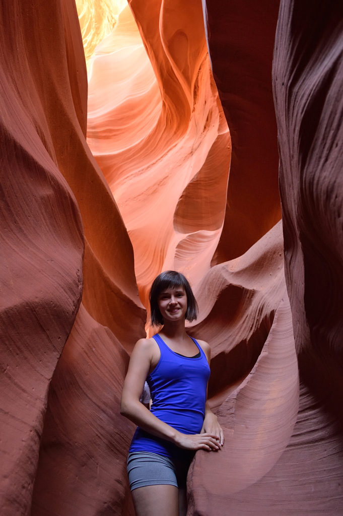 upper or lower antelope canyon