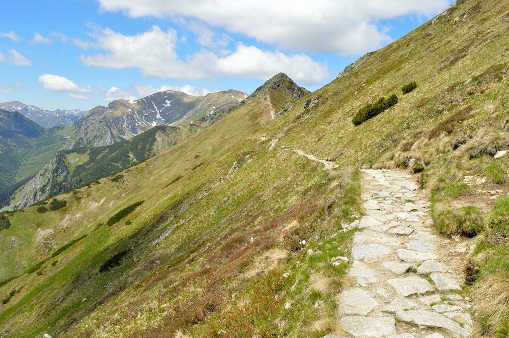 pierwszy raz w górach gdzie jechać?