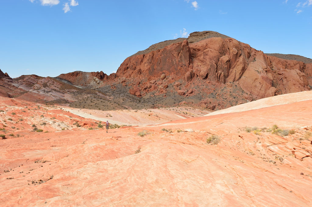 valley of fire nevada co robić