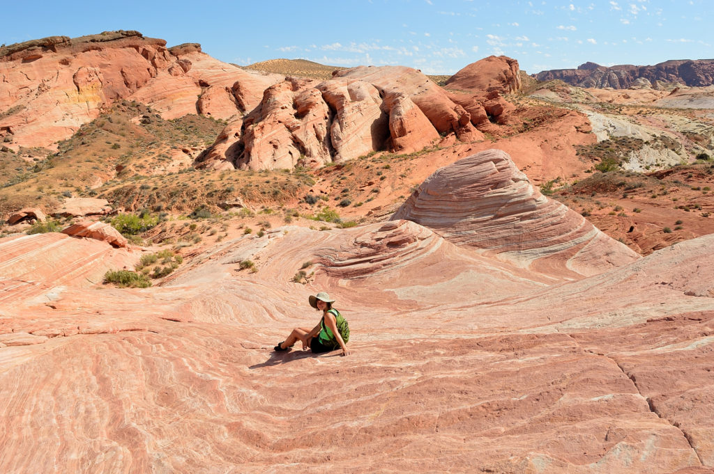 valley of fire nevada what to do