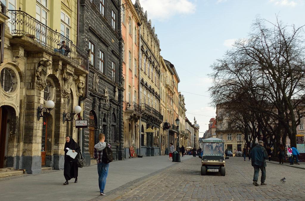 visiting lviv