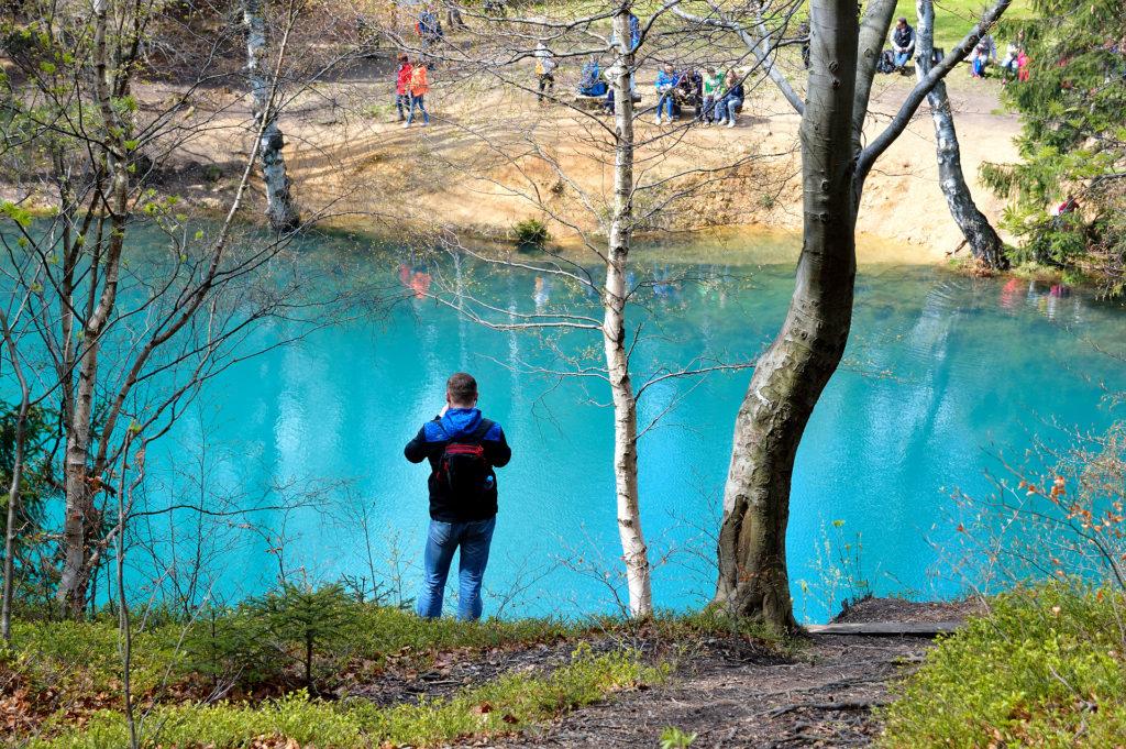 kolorowe jeziorka rudawski park krajobrazowy