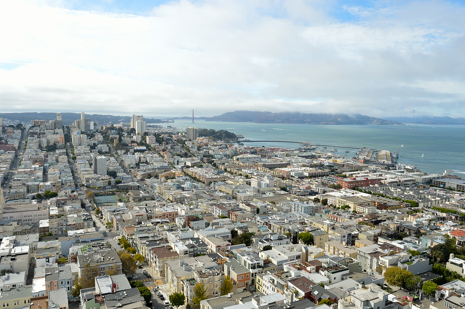 three days in san francisco what to see