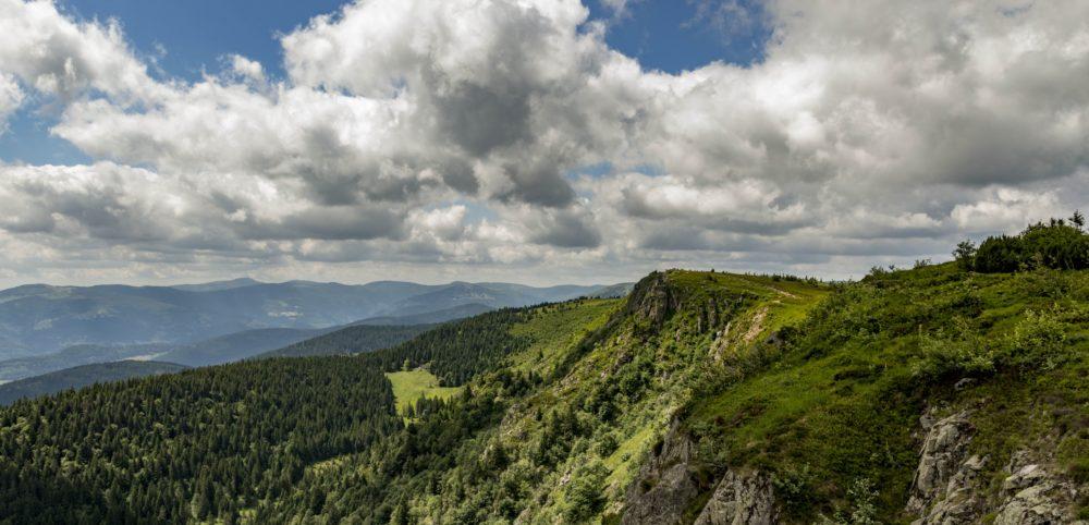 Czy we Francji są inne góry niż Alpy?! Wokół trzech jezior w Wogezach