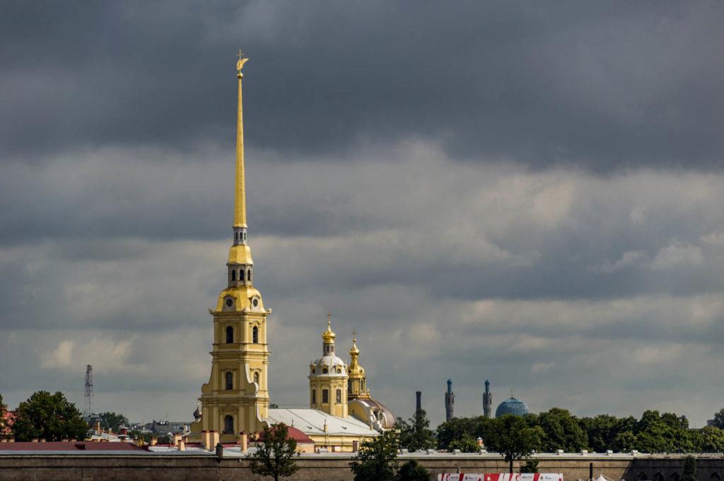 które sobory warto zobaczyć w Petersburgu