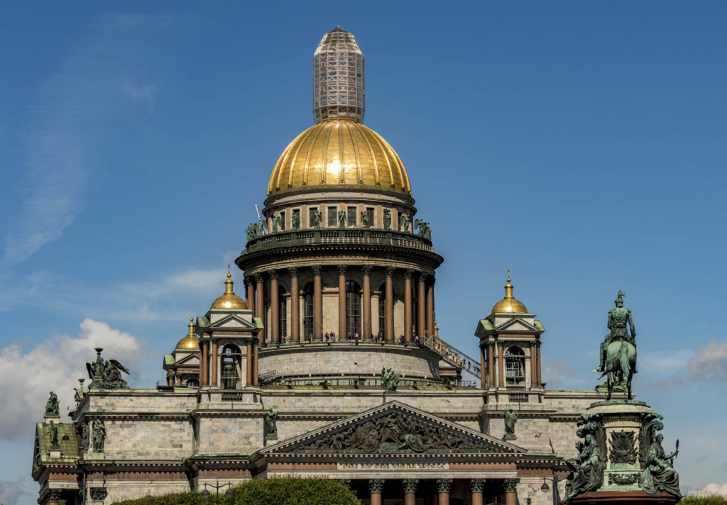 które sobory w Petersburgu