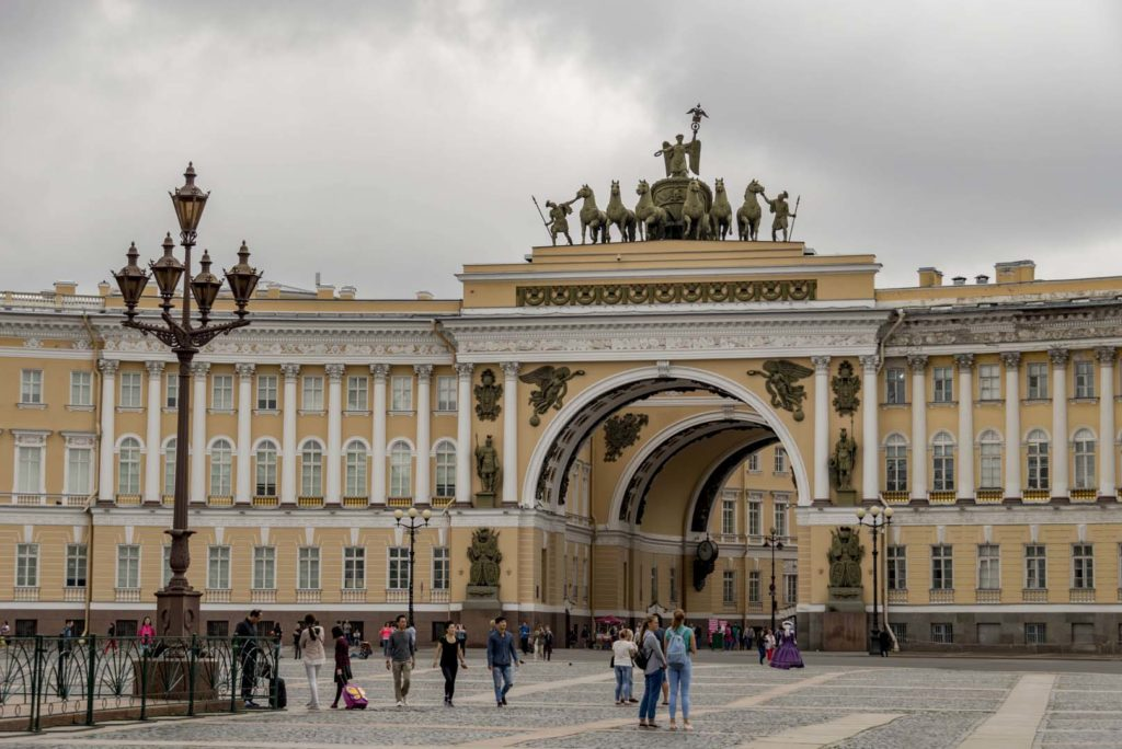 things to see in St Petersburg Russia