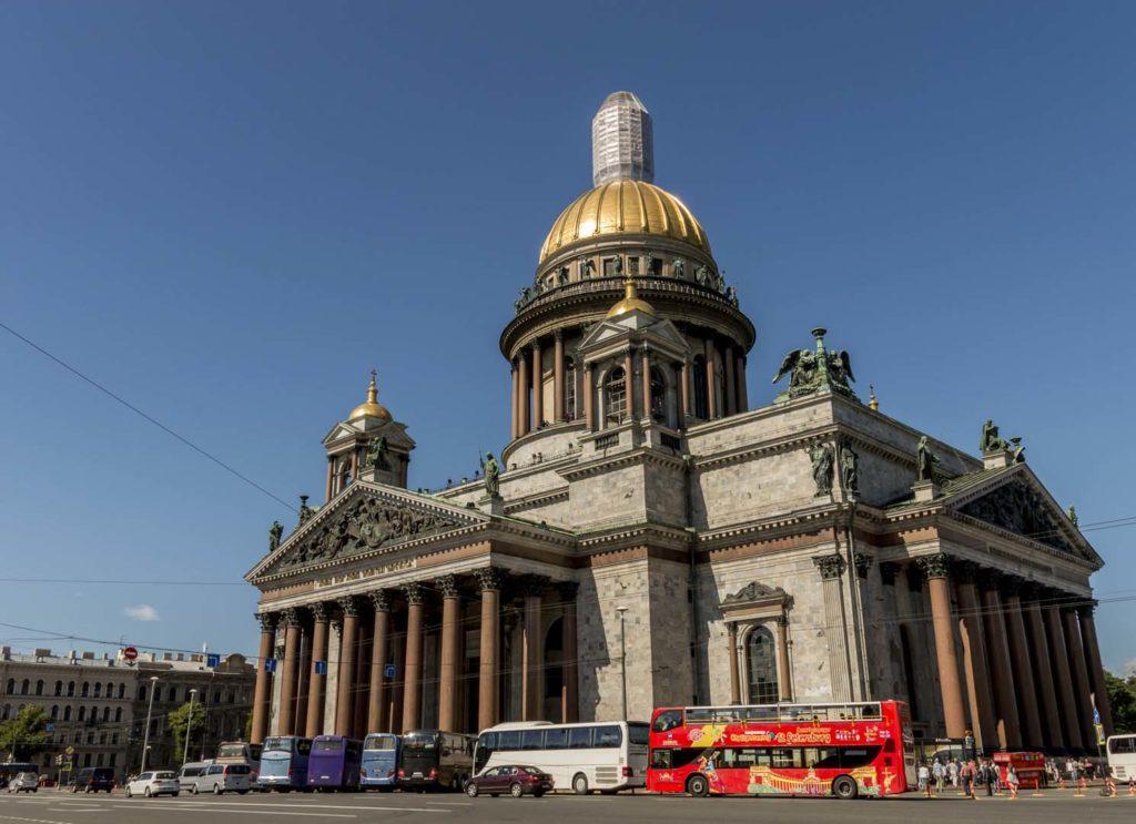 co zobaczyć w Petersburgu