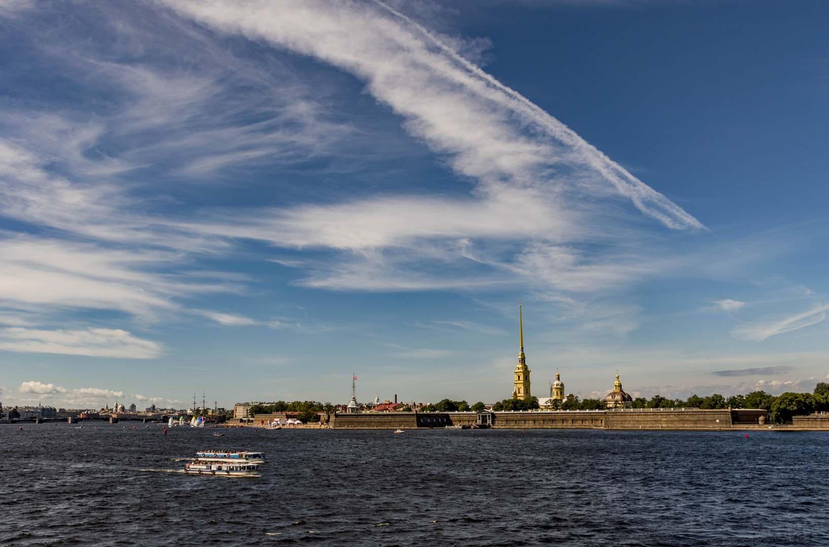 things to see in St Petersburg Russia