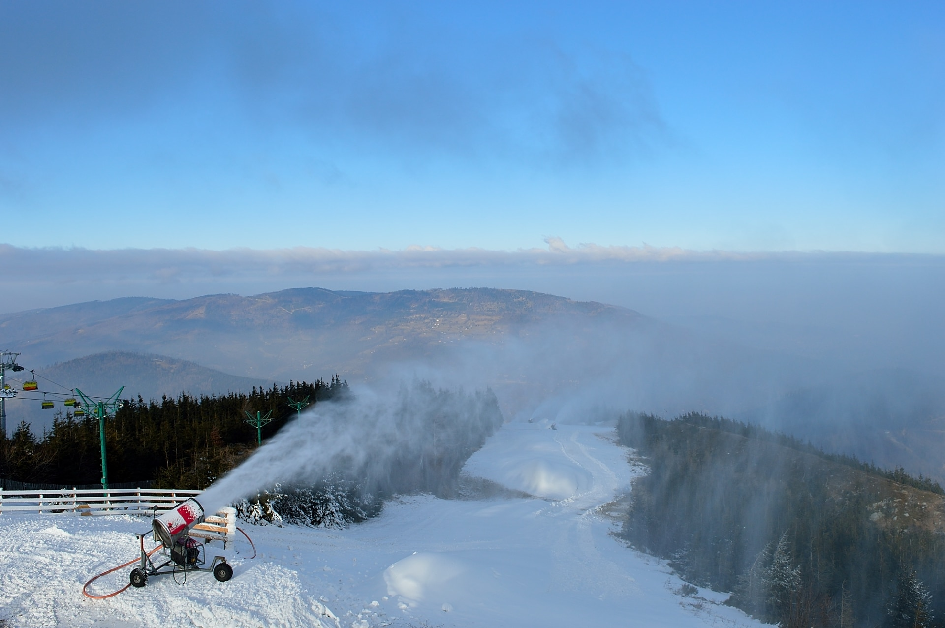 winter holidays in poland - szczyrk