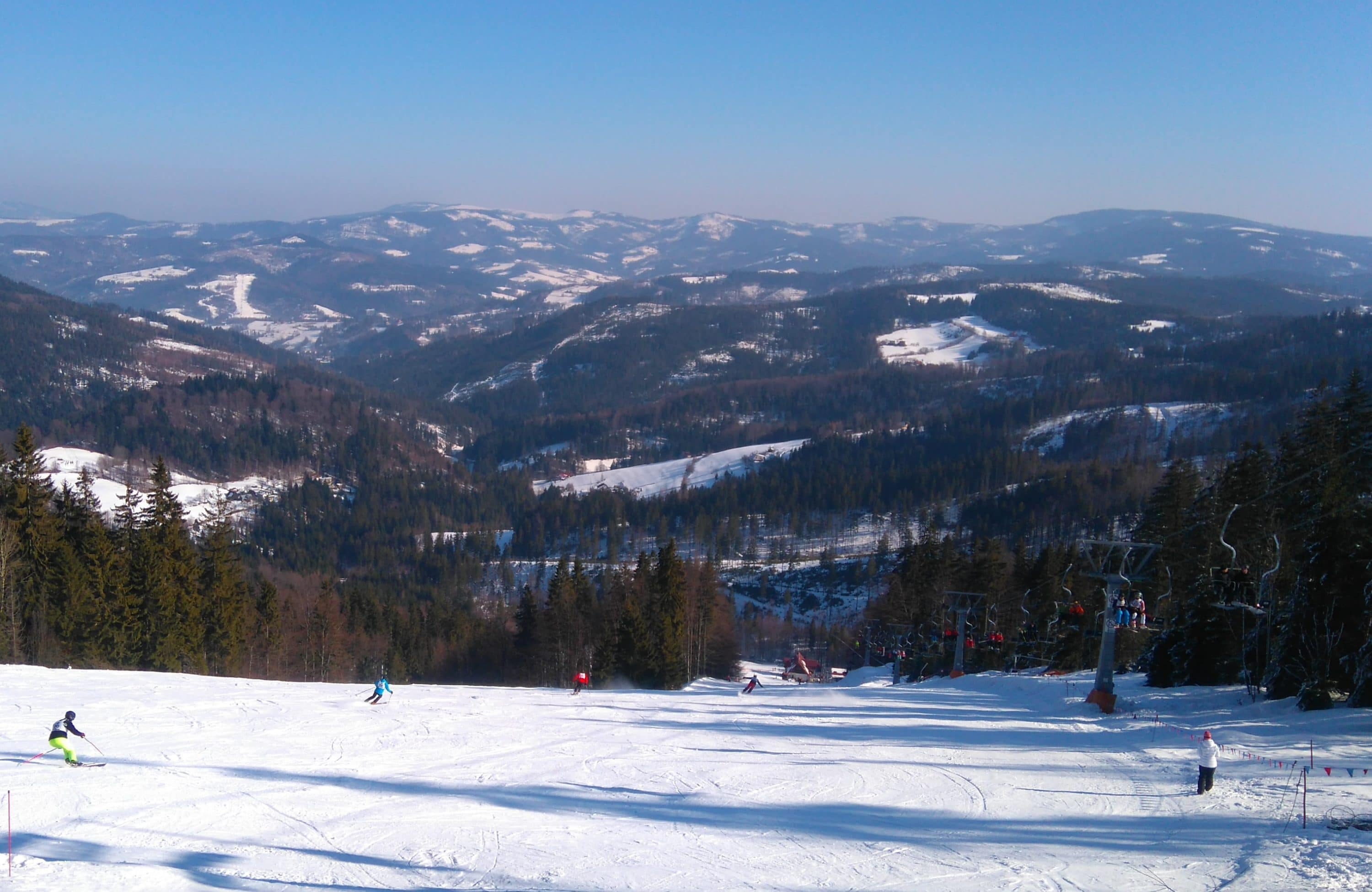 winter holidays in poland - wisła and ustroń