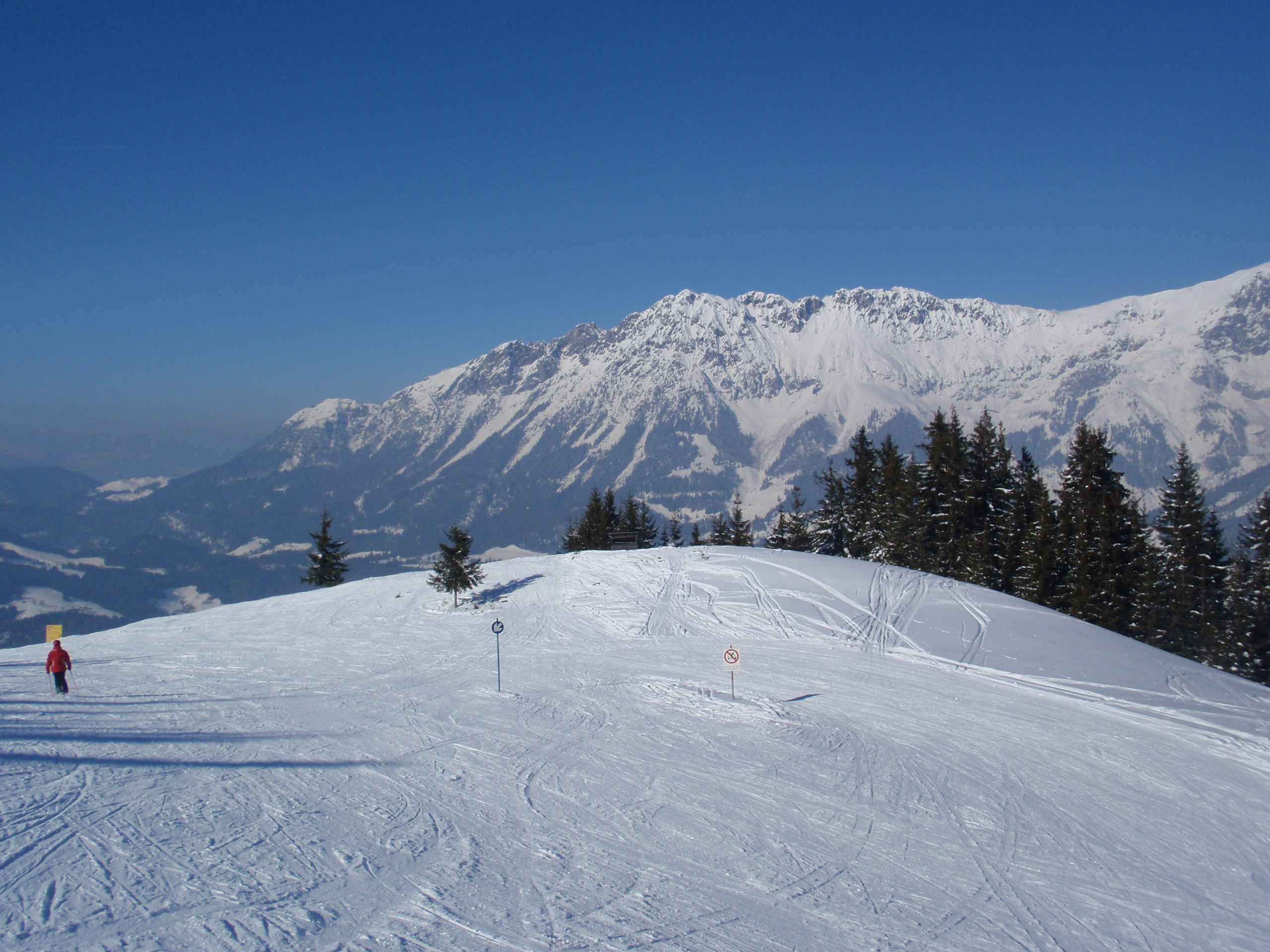 the best places to ski in Austria