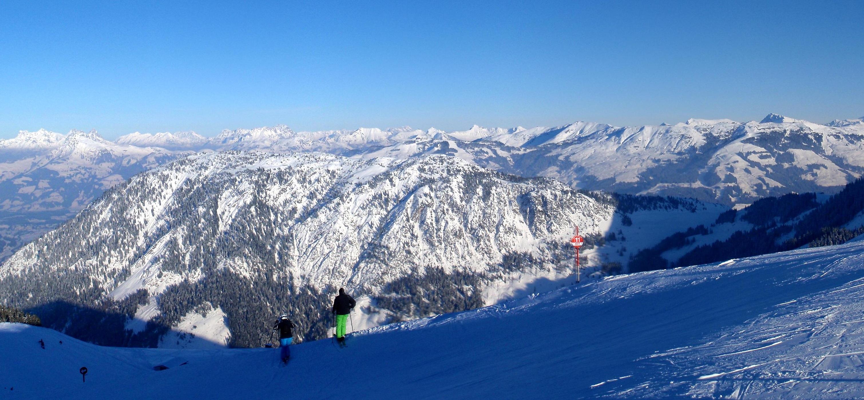 Najlepsze miejsca na narty w Austrii 2019/2020. Przegląd austriackich perełek narciarskich.