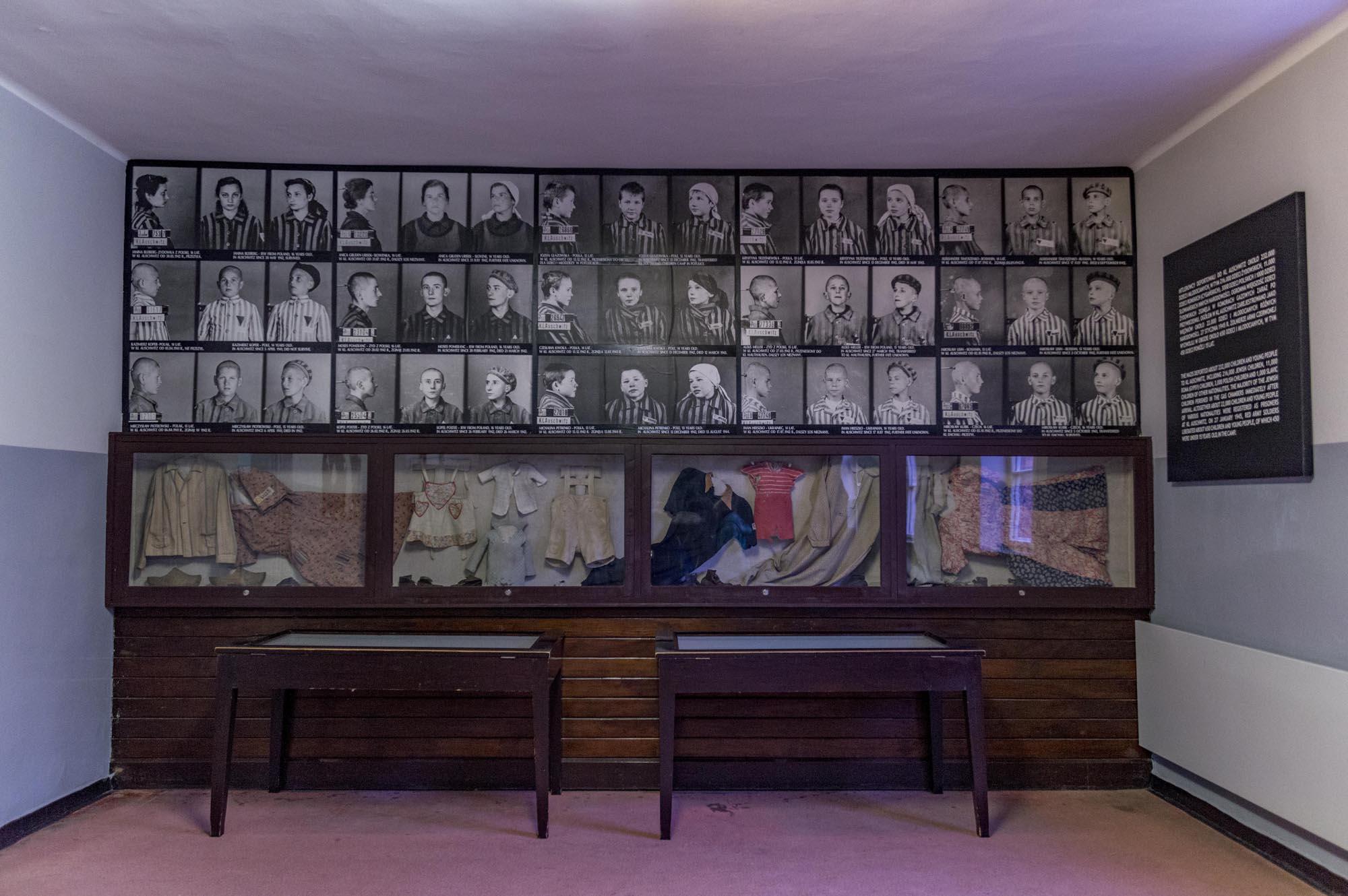Visiting Auschwitz