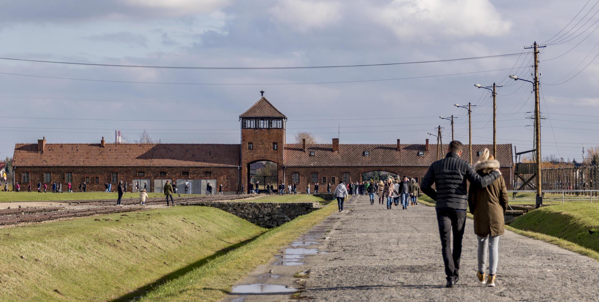 Visiting Auschwitz II-Birkenau
