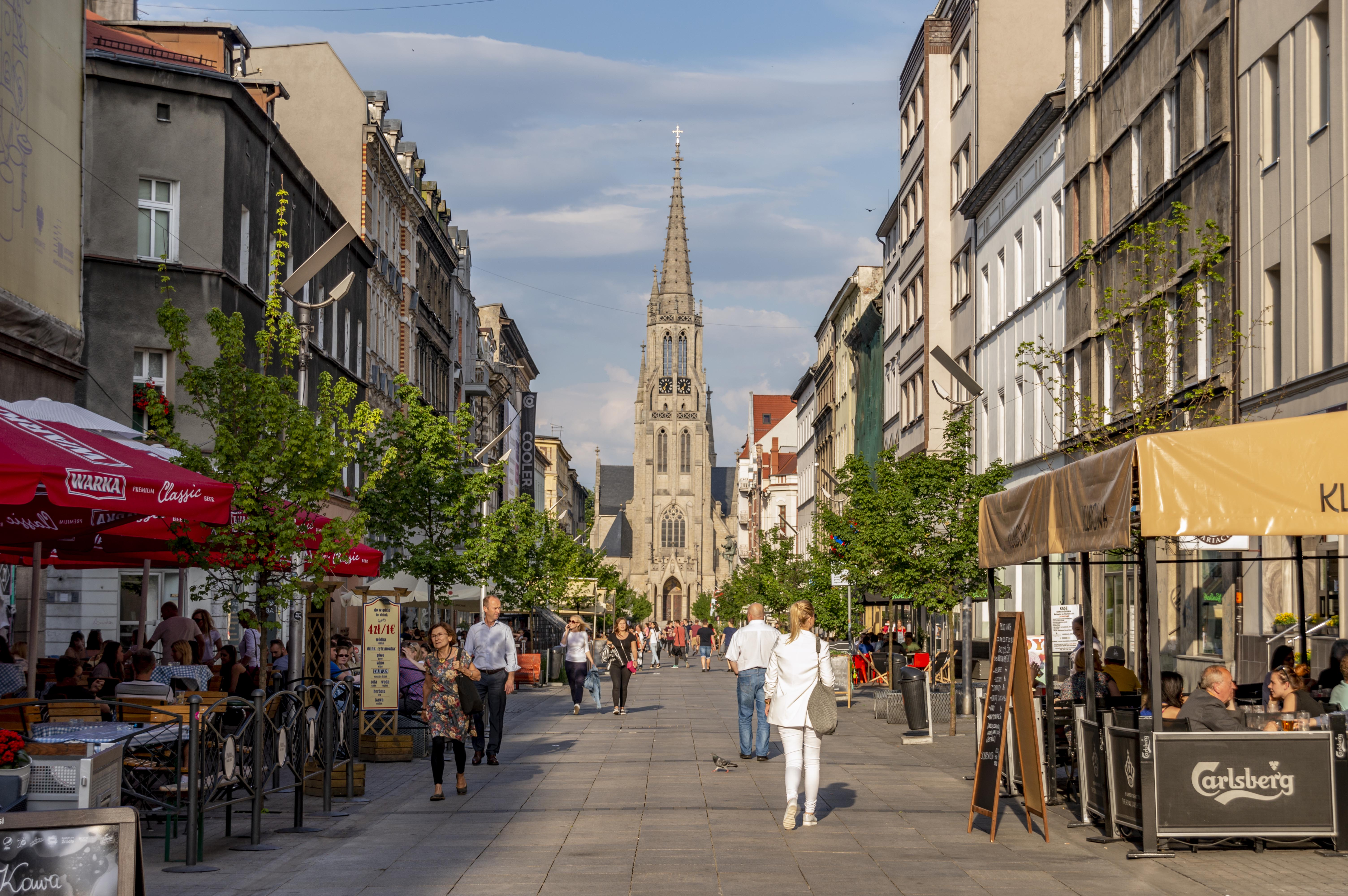 things to do in Katowice - mariacka