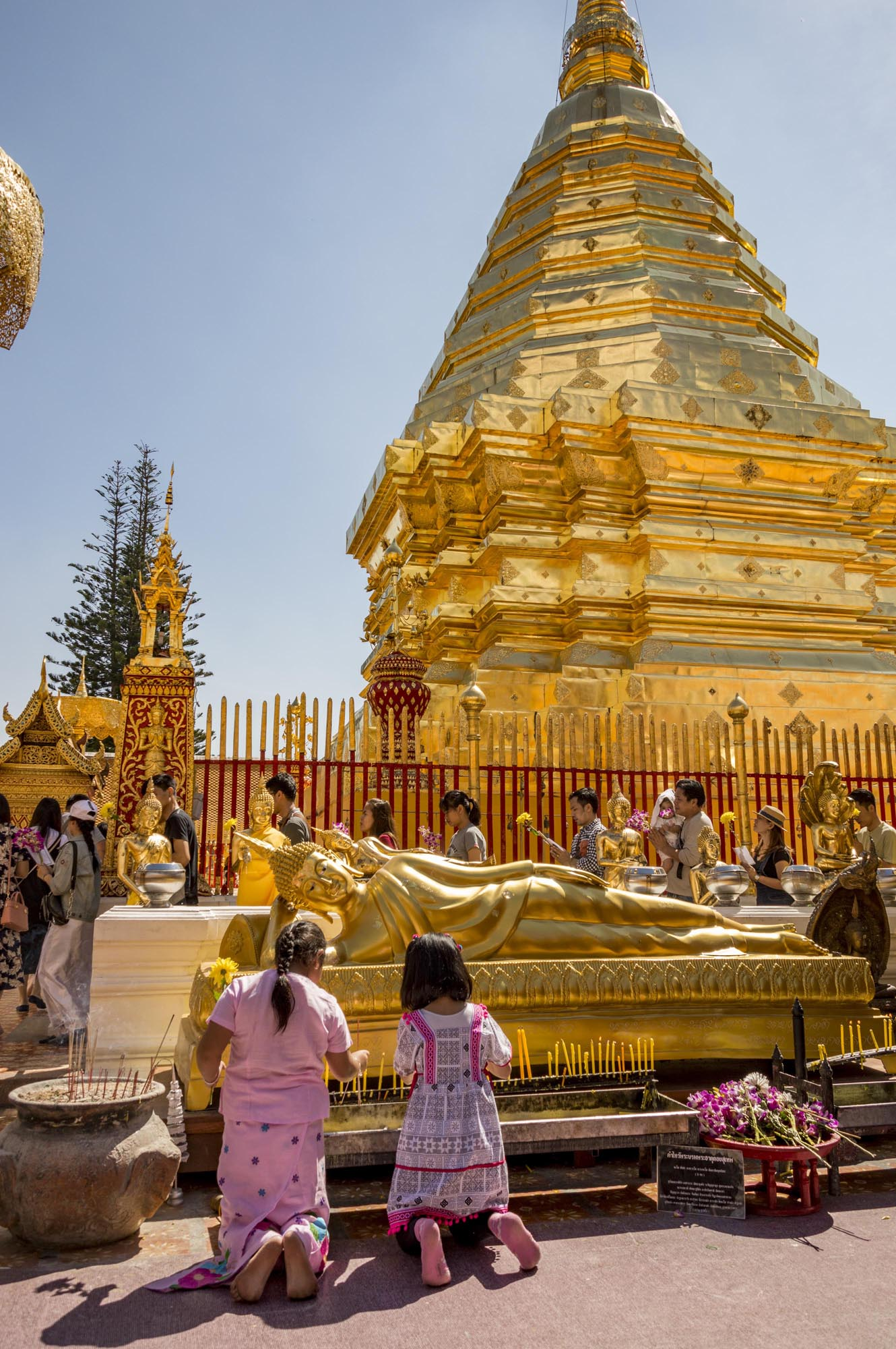 things to do in Chiang Mai - doi suthep
