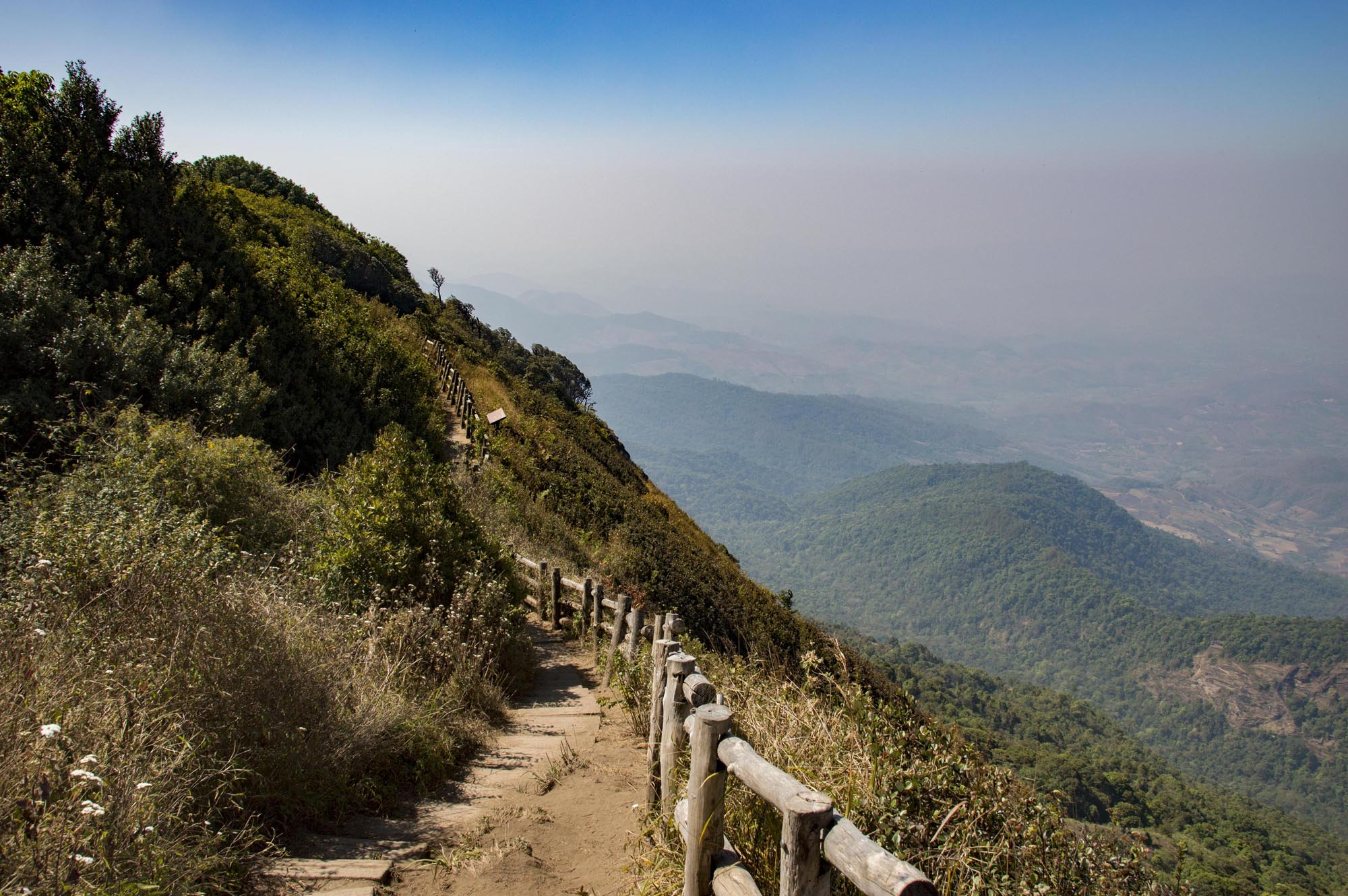 things to do in Chiang Mai - doi inthanon