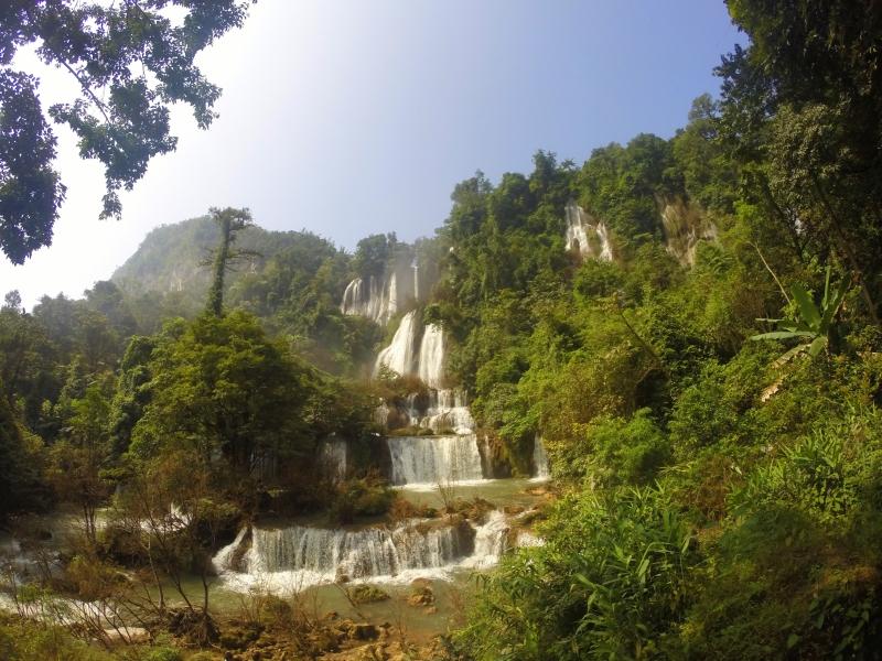best month to visit thailand - October